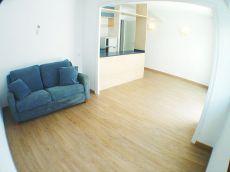 Primer piso de dos habitaciones en el centro de Sitges