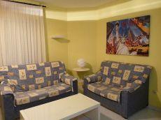 Apartamento 1 dormitorio, amueblado.