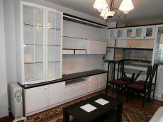 Apartamento amueblado Ca�dos. Dos dormitorios y garaje