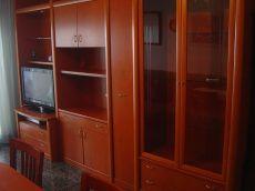 Piso amueblado de tres dormitorios en Sitges