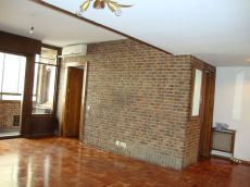 Apartamento un dormitorio sin muebles