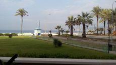 Apartamento al lado del mar