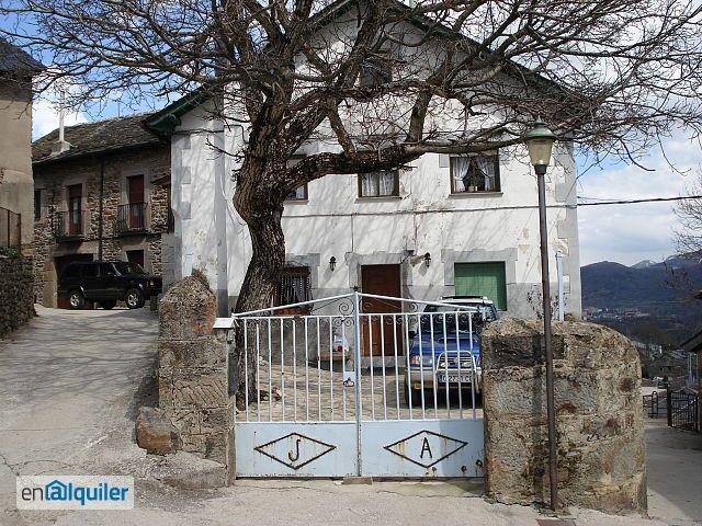 alquiler de pisos de particulares en la comarca de villablino