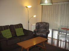 Apartamento amueblado de un dormitorio en Zona Sur