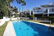 Casa junto al centro de Marbella