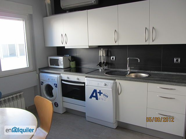 22 Ático s Roque nuevo 3 habitaciones calefacción incluida