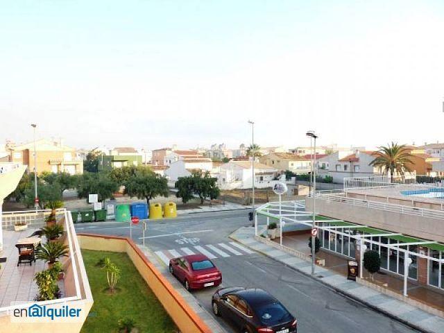 Alquiler piso amueblado terraza conservatori 3212977 for Alquiler piso terraza valencia