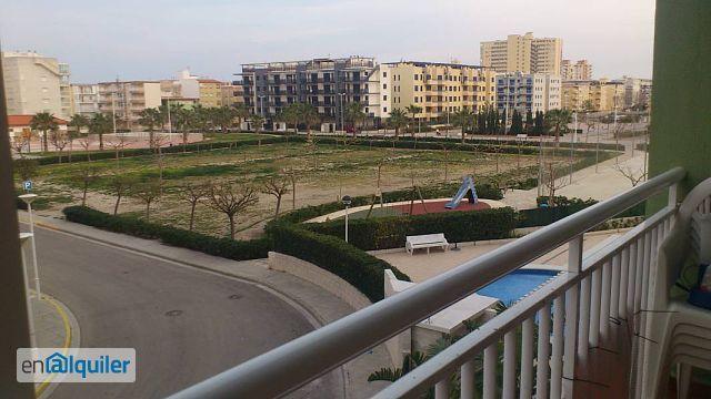 Alquiler piso terraza guardamar de la safor 3249167 for Alquiler piso terraza valencia