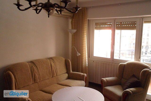 alquiler de pisos de particulares en la comarca de