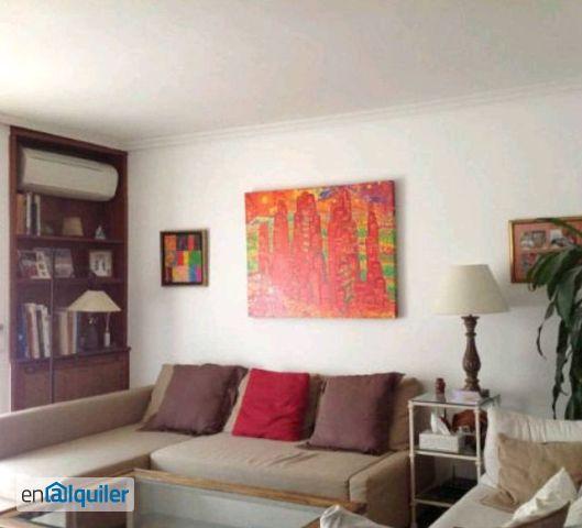 Alquiler piso amueblado ascensor chamber 4232990 for Alquiler pisos madrid chamberi