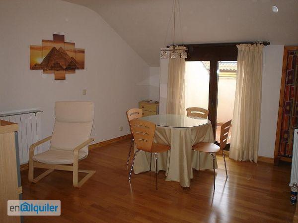 Alquiler piso amueblado garaje pueblo 4230813 for Alquiler garaje chamberi