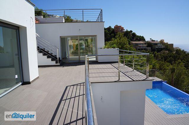 Villa moderna en alquiler en altea hills 4302023 - Casas alquiler altea ...