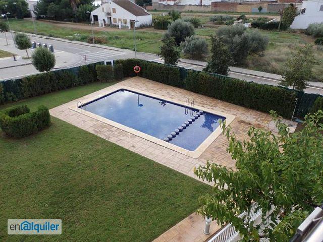 Alquiler piso piscina las casas de alcanar 4118149 for Pisos alquiler pubilla casas