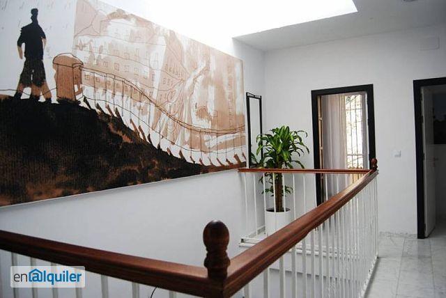 Alquiler casa terraza casco antiguo 4332269 for Alquiler de casas en sevilla particulares
