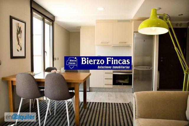 Alquiler piso amueblado ascensor cuatrovientos 3974466 for Pisos alquiler ponferrada