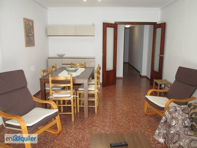 Alquiler piso amueblado terraza san antonio 4416495 for Alquiler piso terraza valencia