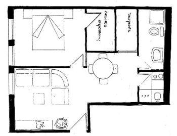 Apartamento amueblado calle la parra centro teruel 2809852 - Pisos en alquiler en teruel capital ...