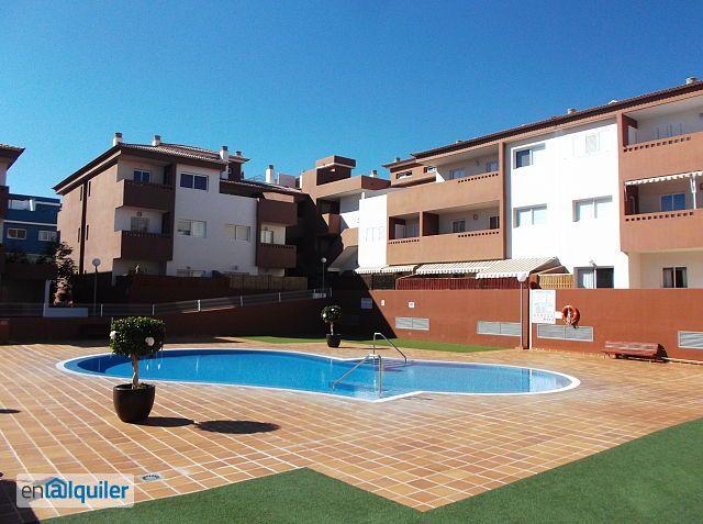 Alquiler vda 1 habitación bajo Lanzarote