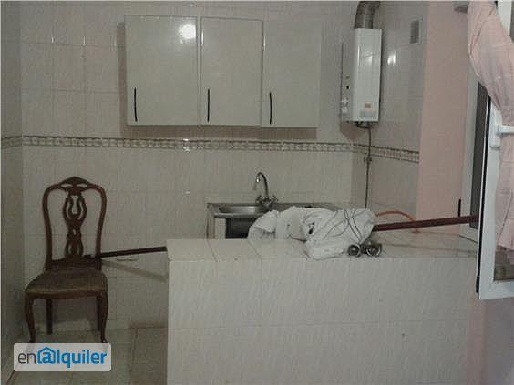 Alquiler piso con 1 habitacion Ataque seco