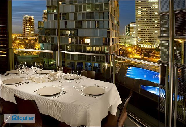 Alquiler piso ascensor y piscina sant mart 4500386 - Alquiler pisos bcn particulares ...