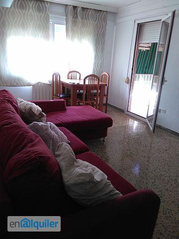 Piso de dos habitaciones conservado