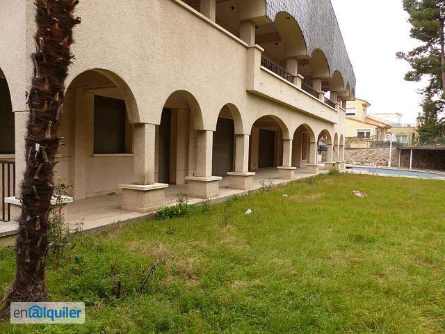 Alquiler casa piscina hortaleza 4103237 for Piscina hortaleza