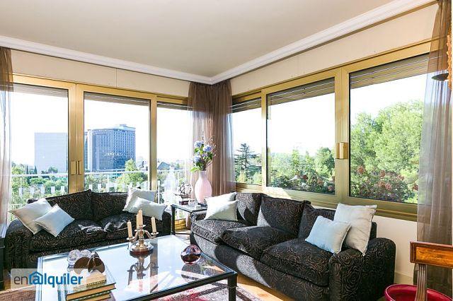 alquiler piso aire acondicionado les corts 4561877