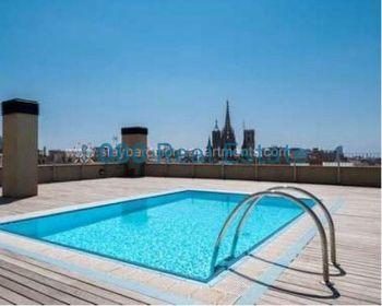 Alquiler piso ascensor y piscina ciutat vella 4601211 - Alquiler pisos bcn particulares ...