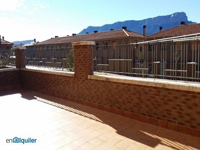 Alquiler de pisos de particulares en la comarca de la for Pisos alquiler huesca capital