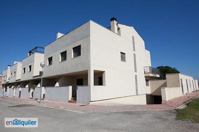 Alquiler casa terraza y trastero Torres de Segre