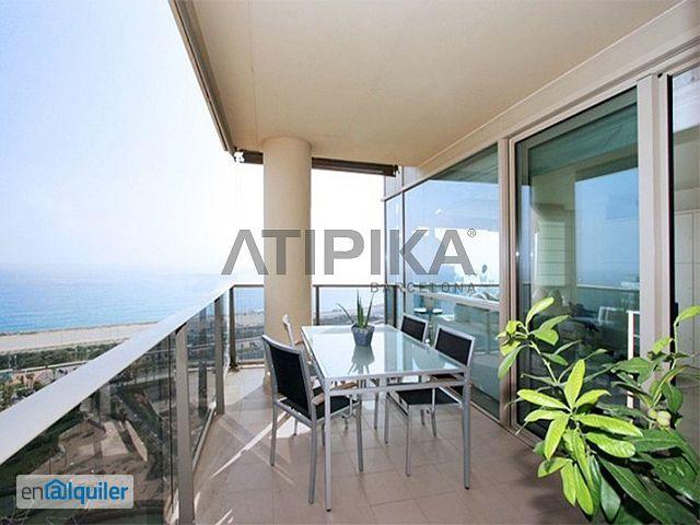 Alquiler piso amueblado piscina sant mart 4715399 - Alquiler pisos bcn particulares ...
