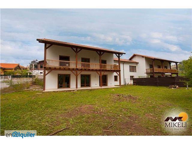 Alquiler casa terraza y garaje puente viesgo 4721942 for Alquiler garaje