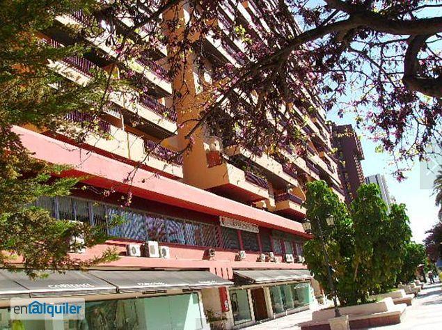 Alquiler de pisos de particulares en la comarca de m laga for Alquiler piso el palo malaga