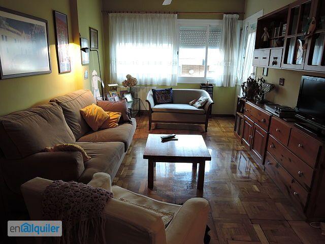 Alquiler piso amueblado sarri sant gervasi 4704269 - Alquiler pisos bcn particulares ...