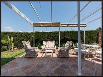 El rosario estupendo bajo con jard n privado 4859264 for Alquiler bajo con jardin madrid