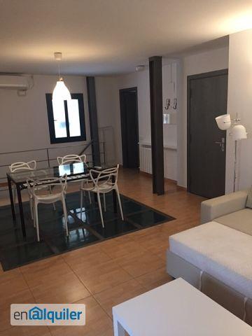 Piso de dos plantas amueblado y equipado 5005123 - Alquiler pisos barcelona particulares amueblado ...