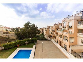 Alquiler piso piscina y trastero Playa del rincón (Benajarafe, Málaga)