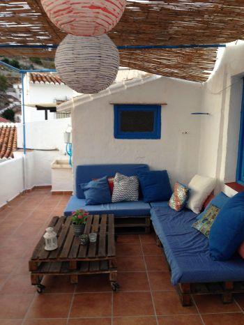 Se alquila casa de pueblo en Benamargosa con opción a compra (Almáchar, Málaga)