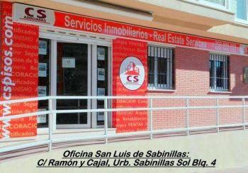 Alquiler piso amueblado San luis de sabinillas (Alcorrín, Málaga)