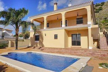 Alquiler casa piscina y terraza Coin (Monda, Málaga)