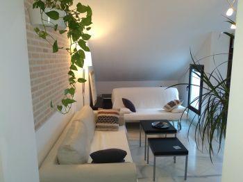 Piso de 1 dormitorio con ascensor a plaza de garaje. (Antequera, Málaga)